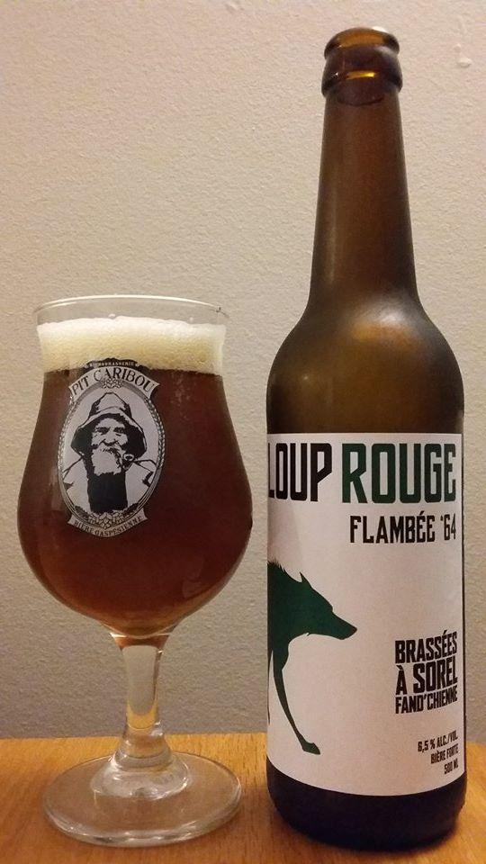 Flambée '64 du Loup Rouge