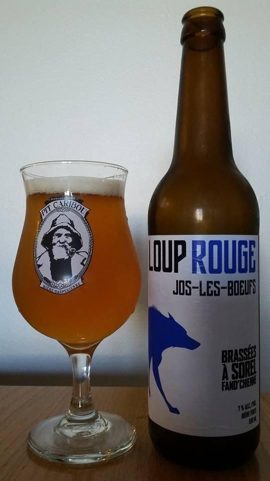 Jos-les-Boeufs du Loup Rouge