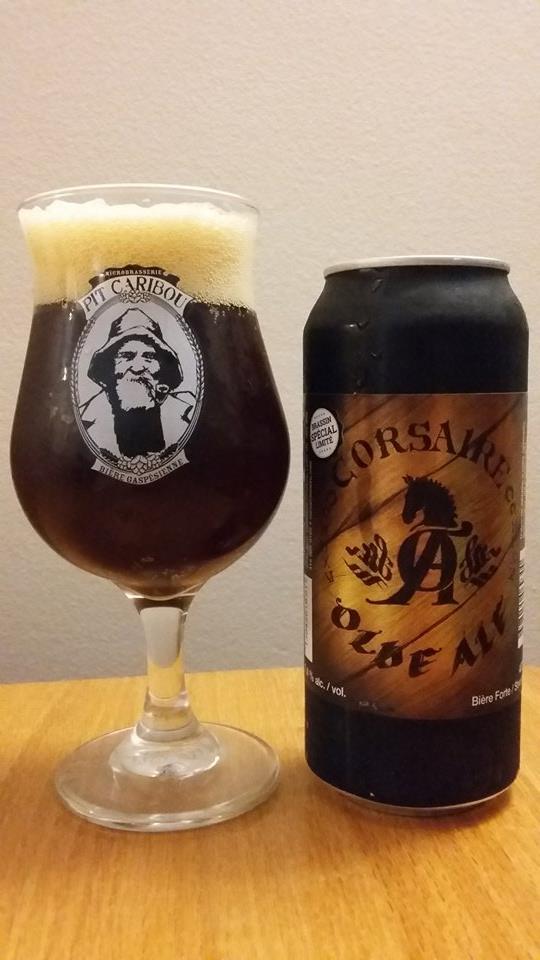 Olde Ale du Corsaire