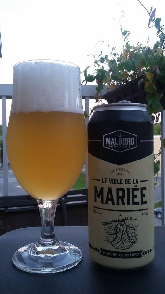 Le Voile de la Mariée du Malbord