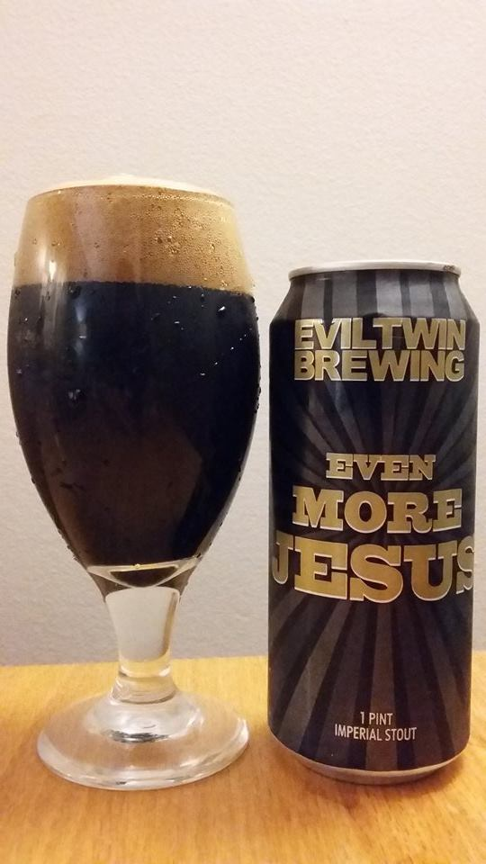 Even More Jesus de Evil Twin (New York)