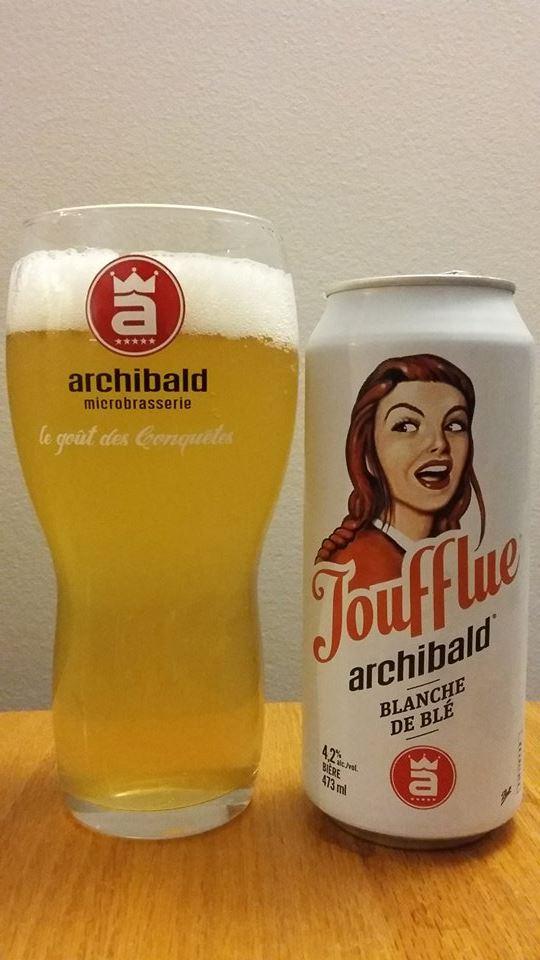 La Joufflue d'Archibald