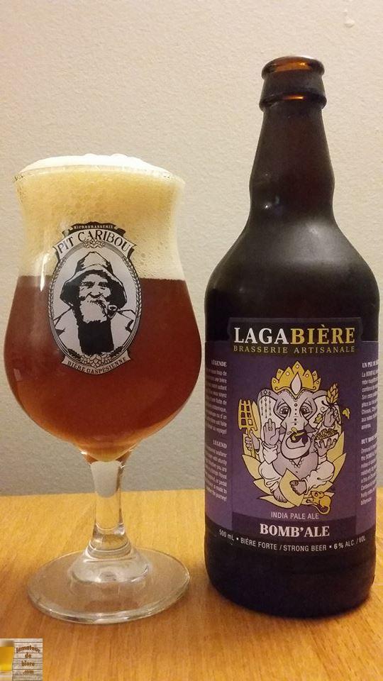 Bomb'Ale de Lagabière