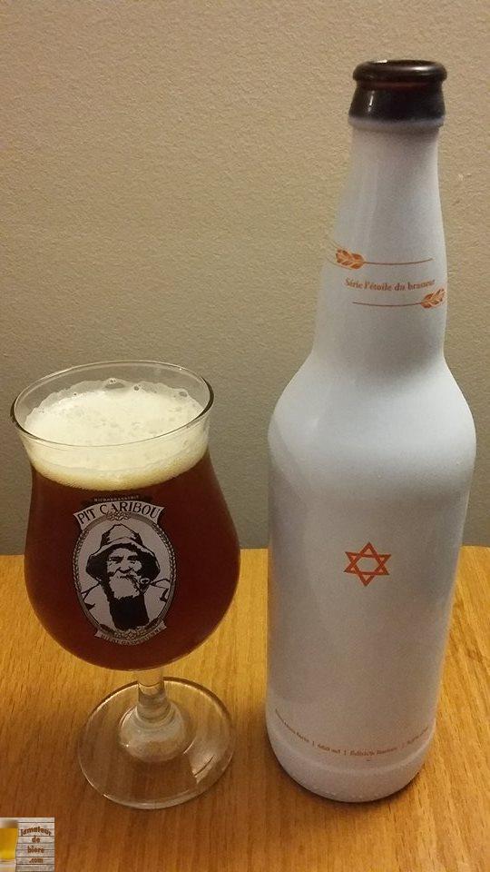 Vieillissement de la bière : Vin d'Orge de Pit Caribou