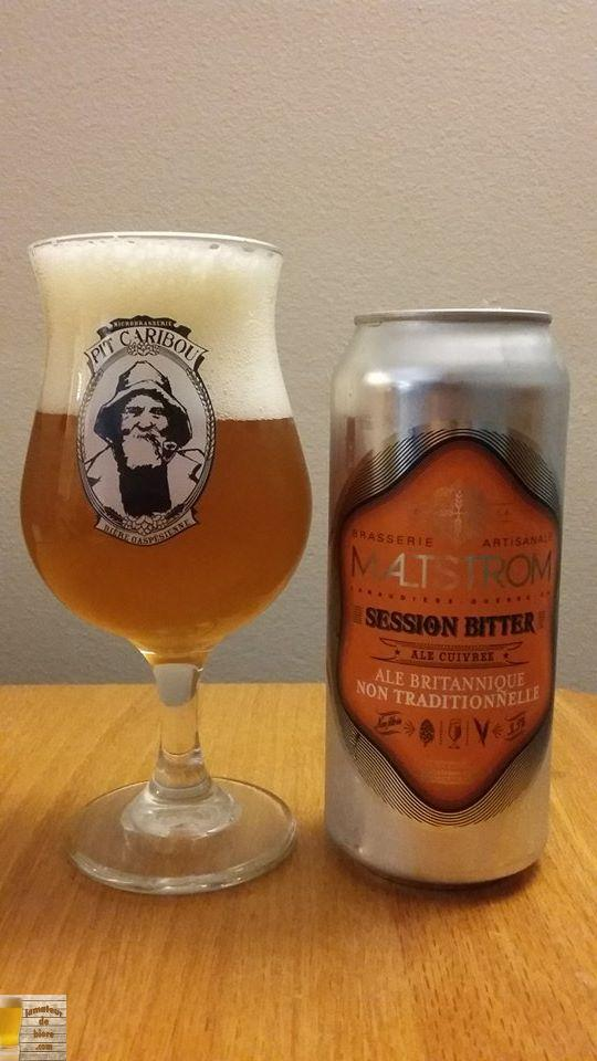 Session Bitter de Maltstrom