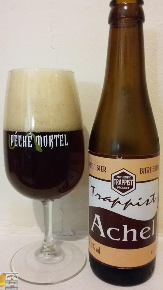 Achel 8 Bruin de la Brouwerij der Trappistenabdij De Achelse Kluis (Belgique)