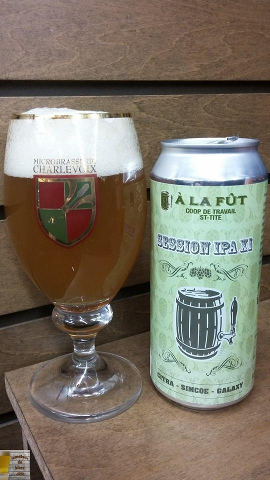 Session IPA XI d'À la Fût