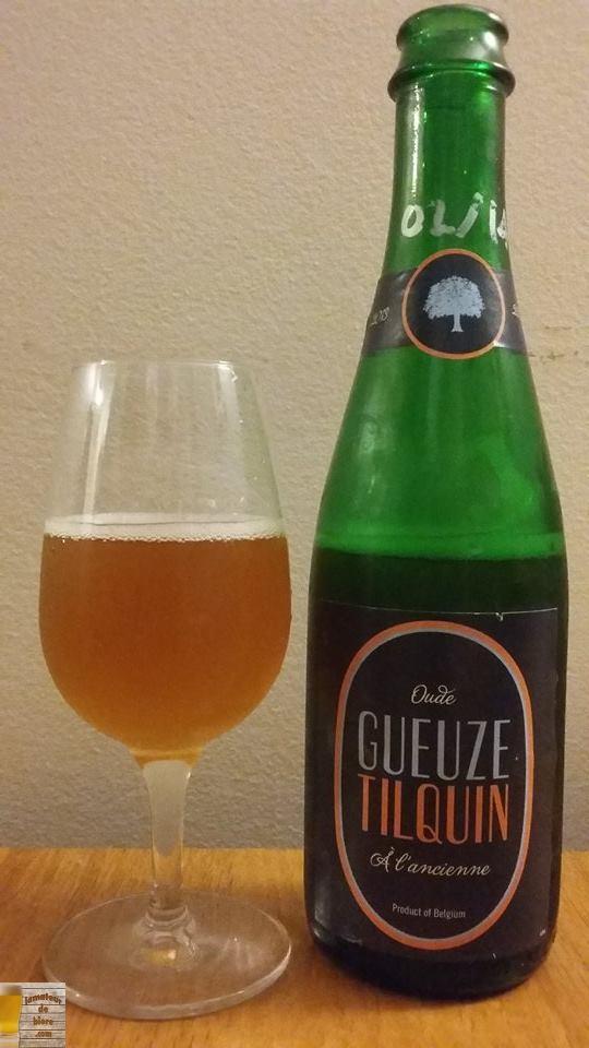 Tilquin Oude Gueuze à l'Ancienne de Tilquin (Belgique)