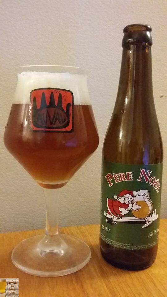 Père Noël de De Ranke (Belgique)