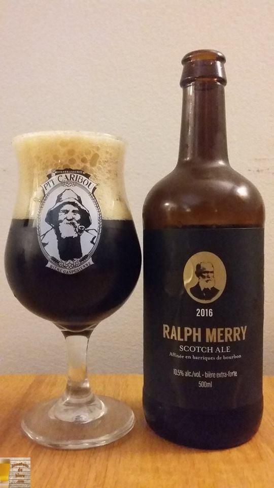 Ralph Merry 2016 de Memphré