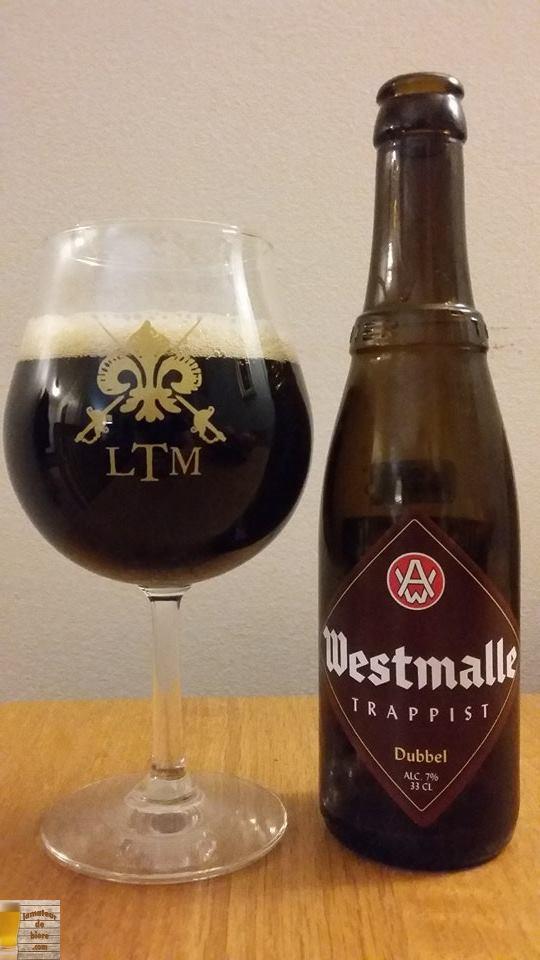 Westmalle Dubbel de Westmalle (Belgique)