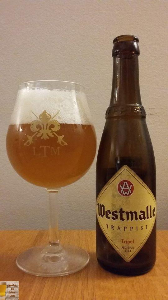 Westmalle Tripel de Westmalle (Belgique)