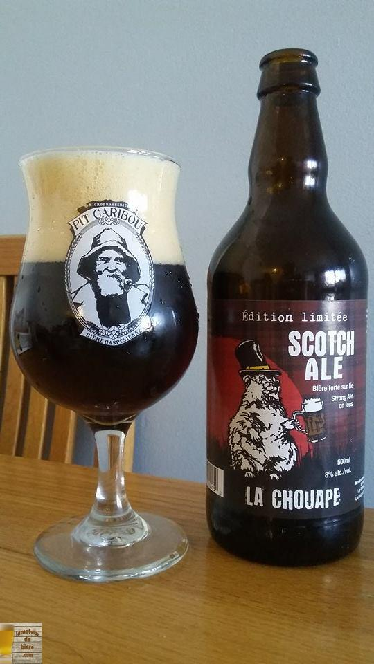 Scotch Ale de la Chouape