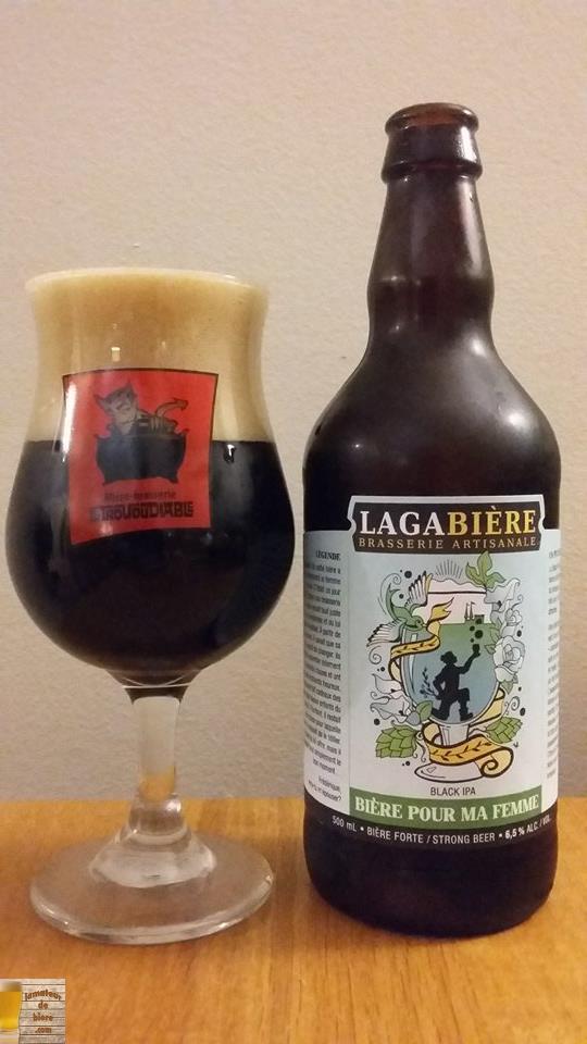 Une Bière pour ma Femme de Lagabière