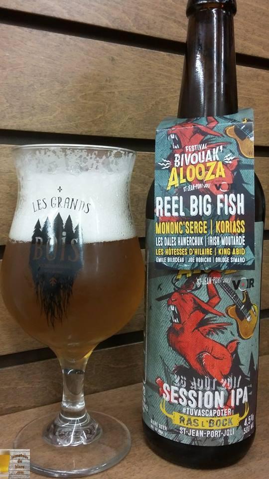 Bivouak' Alooza 2017 de Ras l'Bock