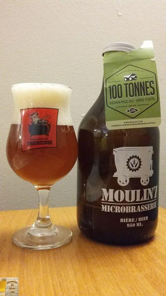 100 Tonnes de Moulin 7