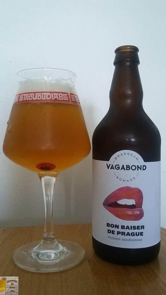 Bon Baiser de Prague de Bière Vagabond