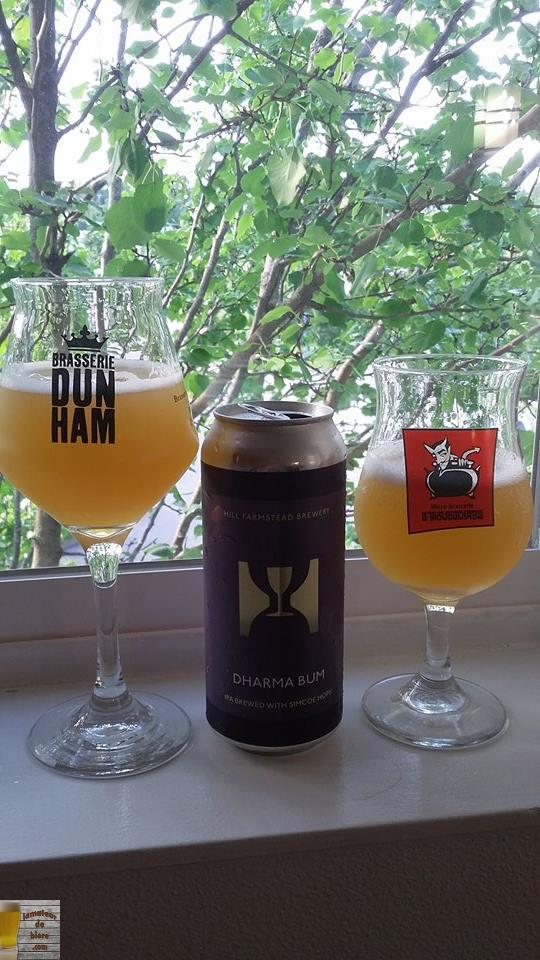 Dharma Bum de Hill Farmstead (Vermont)