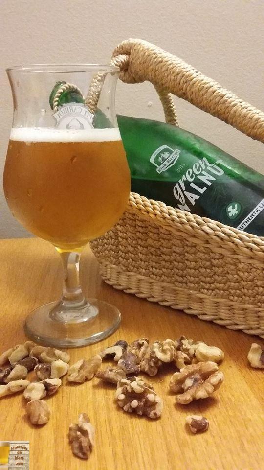 Green Walnut de Oud Beersel (Belgique)