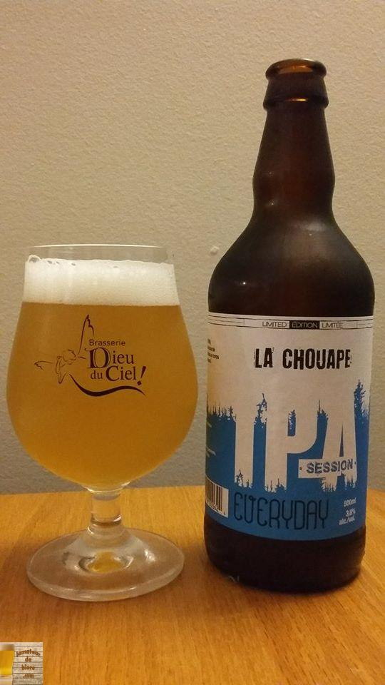 IPA Session Everyday de la Chouape