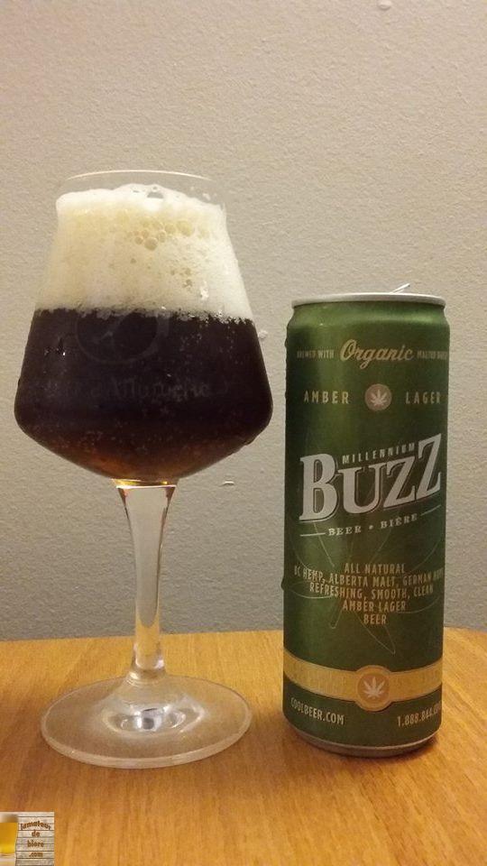 Millenium Buzz de Cool Beer Brewing Co. (Toronto)