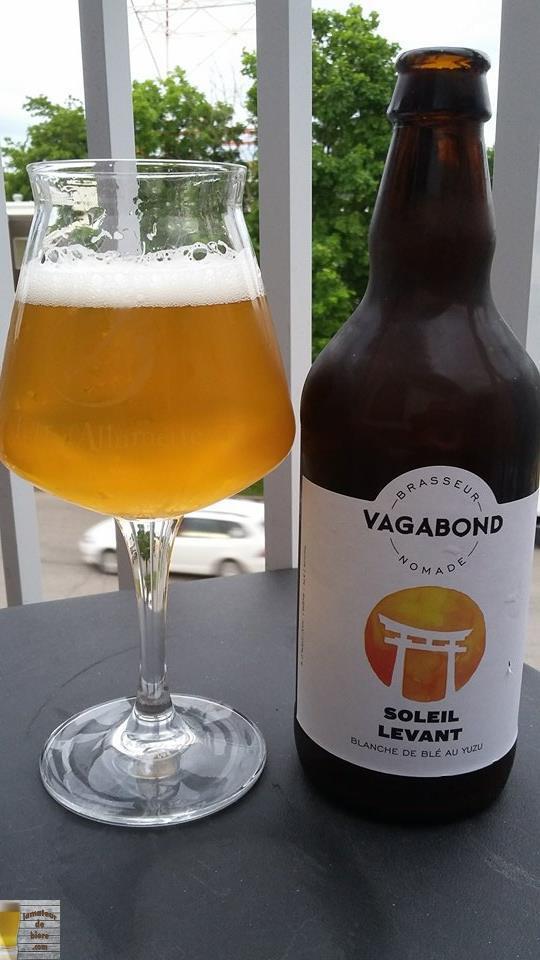 Soleil Levant de Bière Vagabond