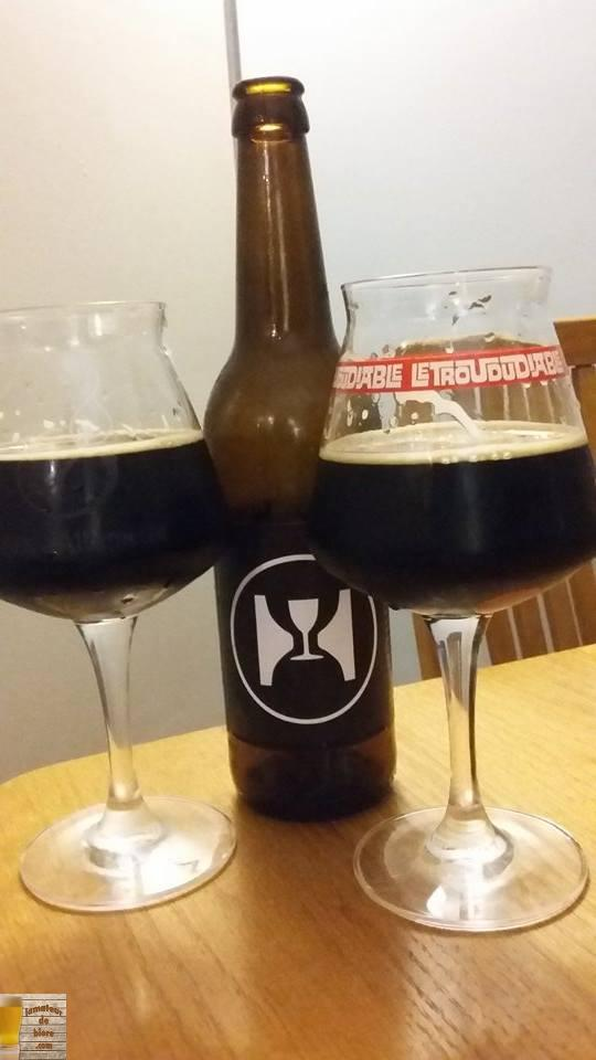 Fear and Trembling Barrel Aged de Hill Farmstead (Vermont)