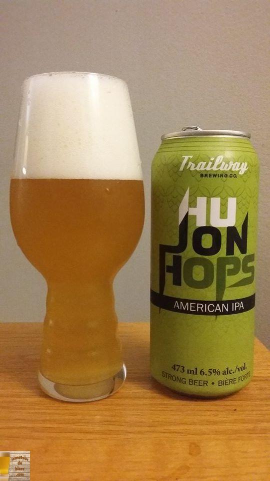 Hu Jon Hops de Trailway (Nouveau-Brunswick)