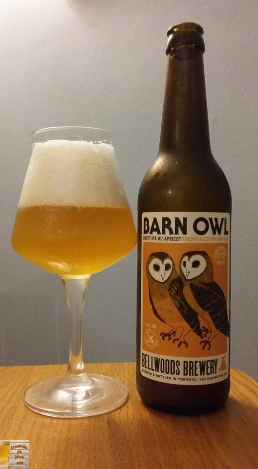 Barn Owl No. 10 de Bellwoods (Toronto)