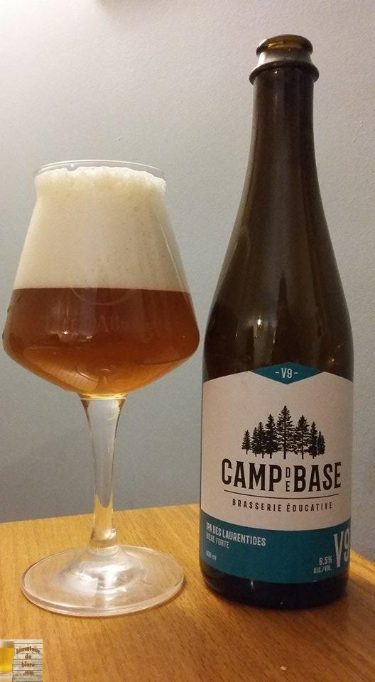 V9 IPA des Laurentides de Camp de Base