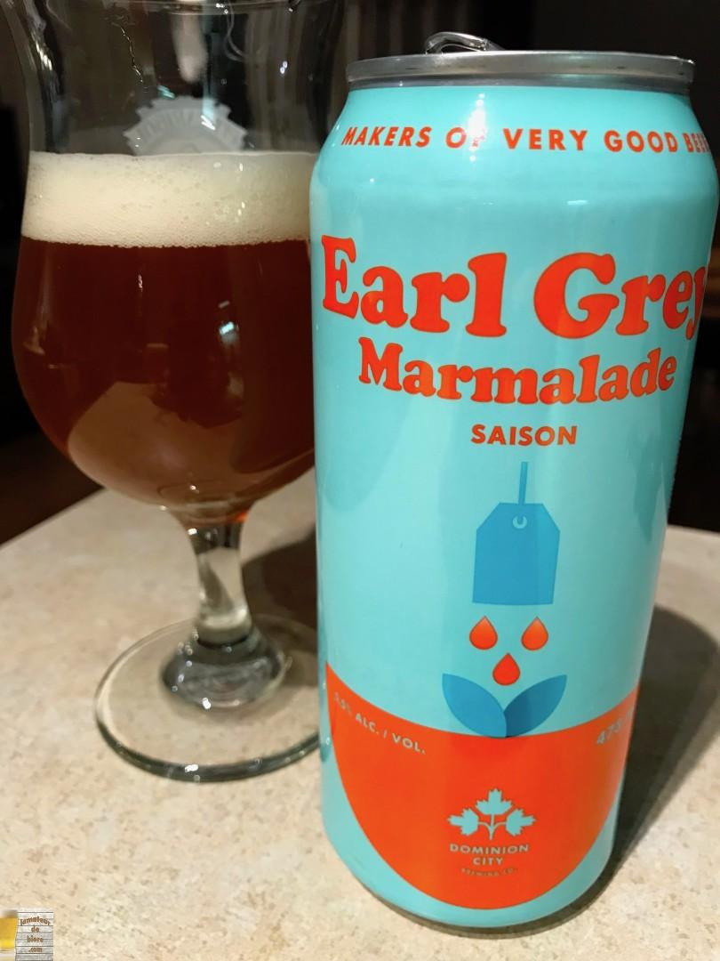 Earl Grey Marmalade de Dominion City (Ottawa)