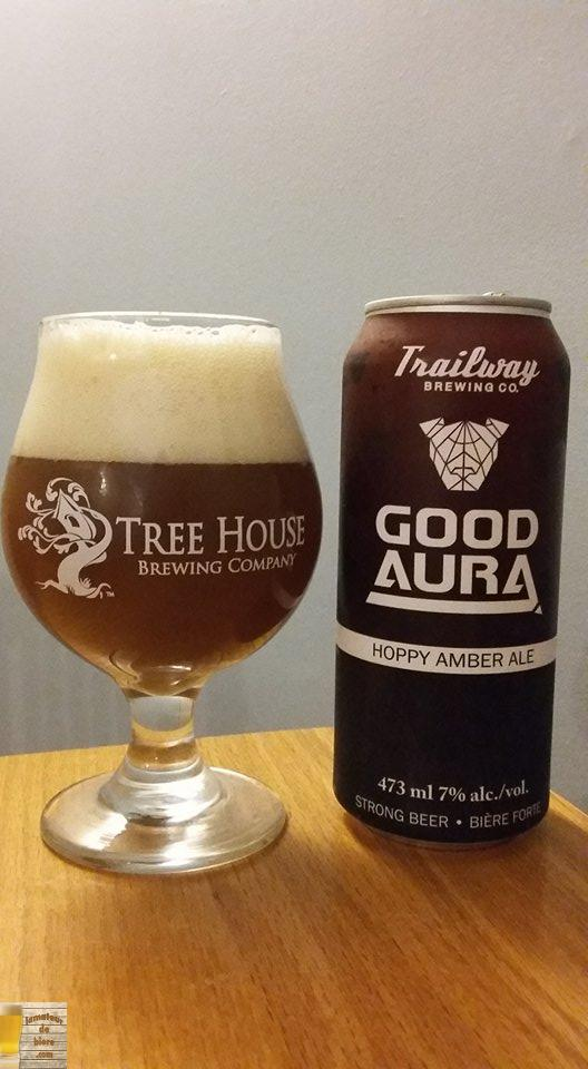 Good Aura de Trailway (Nouveau-Brunswick)