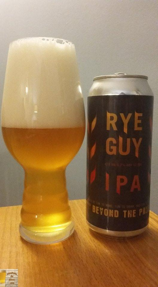 Rye Guy de Beyond the Pale (Ottawa)