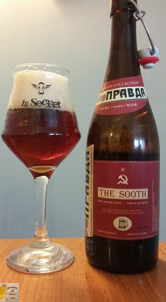 The Sooth de la Microbrasserie du Lièvre