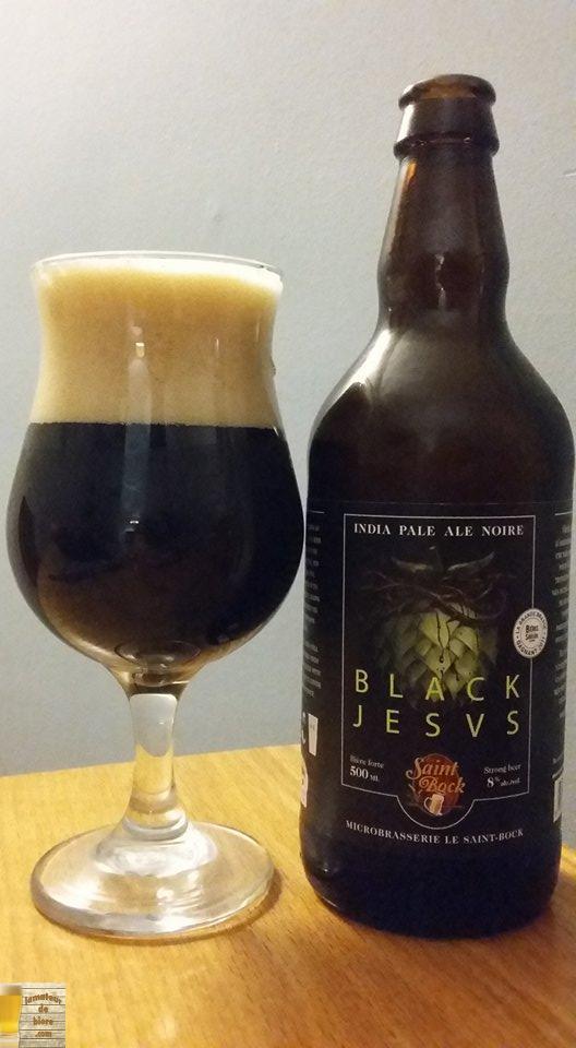 Black Jesus du Saint-Bock