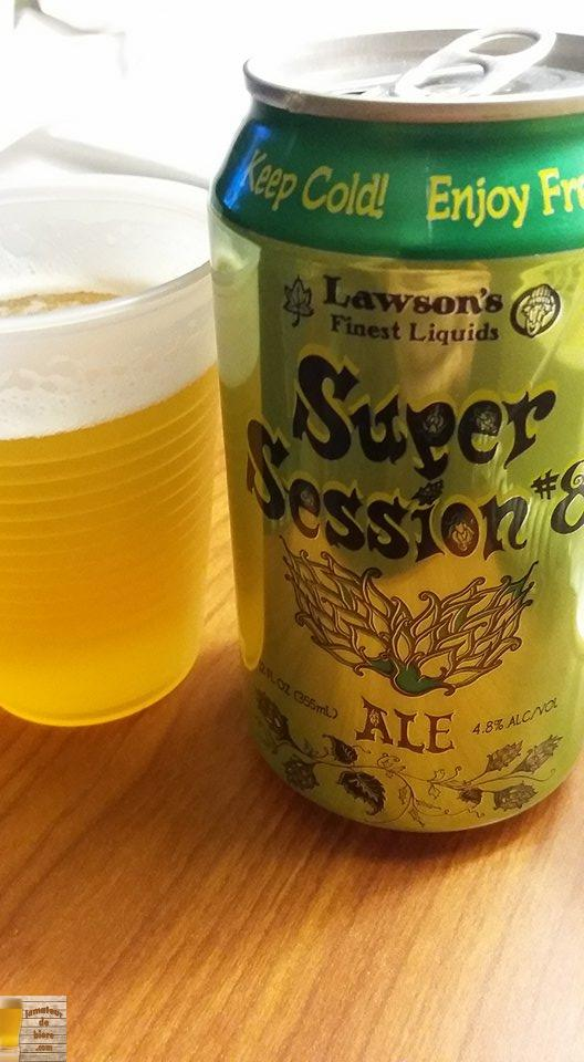 Super Session #8 de Lawson's Finest Liquids (Vermont)