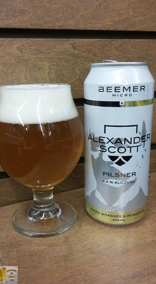 Alexander Scott de Beemer