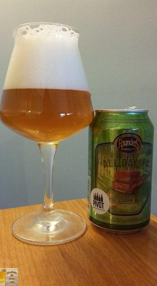 All Day IPA de Founders (Michigan)