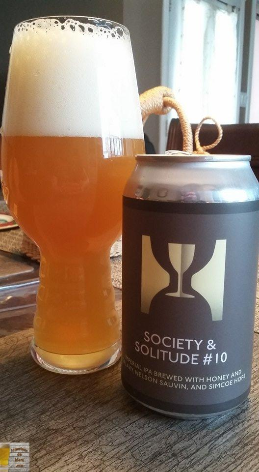 Society & Solitude de Hill Farmstead (Vermont)