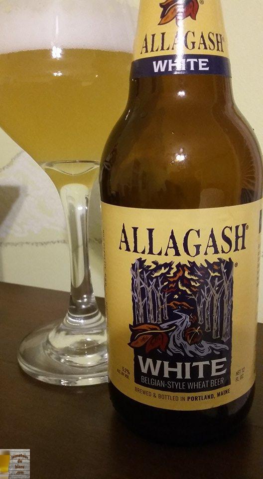 White de Allagash (Maine)