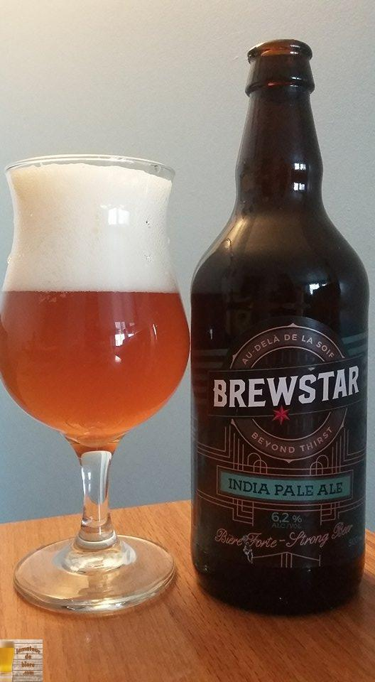 Brewstar India Pale Ale de Saint-Arnould