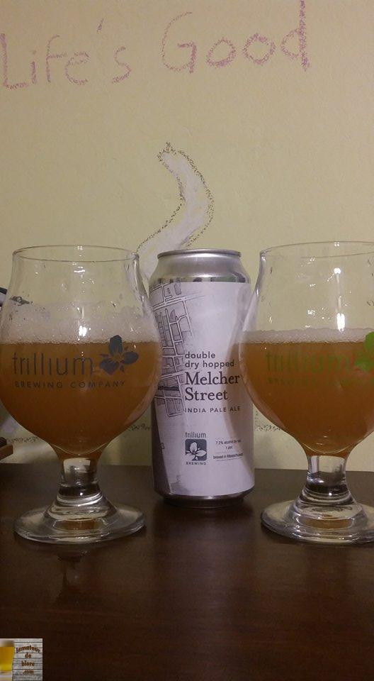 Melcher Street Double Dry Hopped de Trillium (Massachusetts)