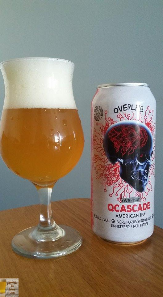 Overlab QCascade d'OverHop
