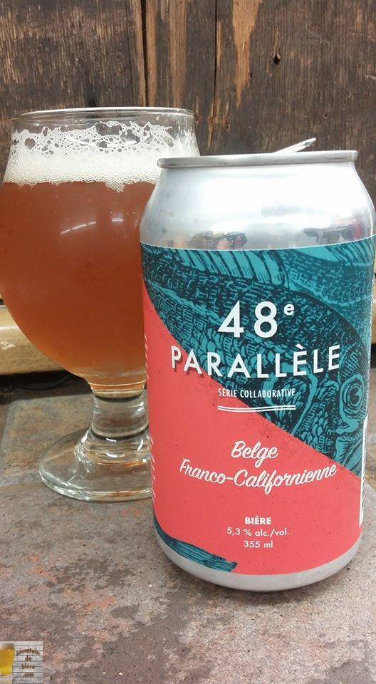 48e Parallèle Belge Franco-Californienne de Riverbend et Harricana