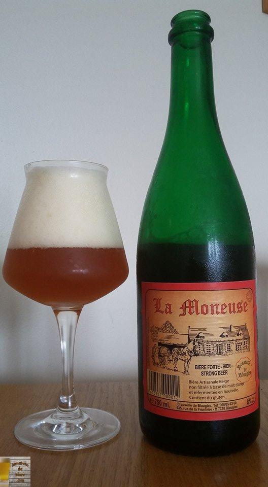 La Moneuse de Blaugies (Belgique)