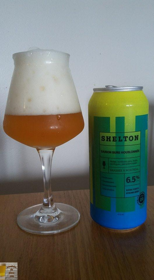Saison Sure Houblonnée de Shelton