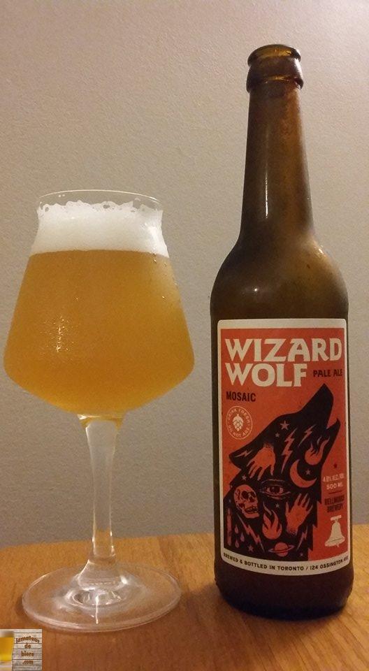 Wizard Wolf (et +) de Bellwoods (Toronto)