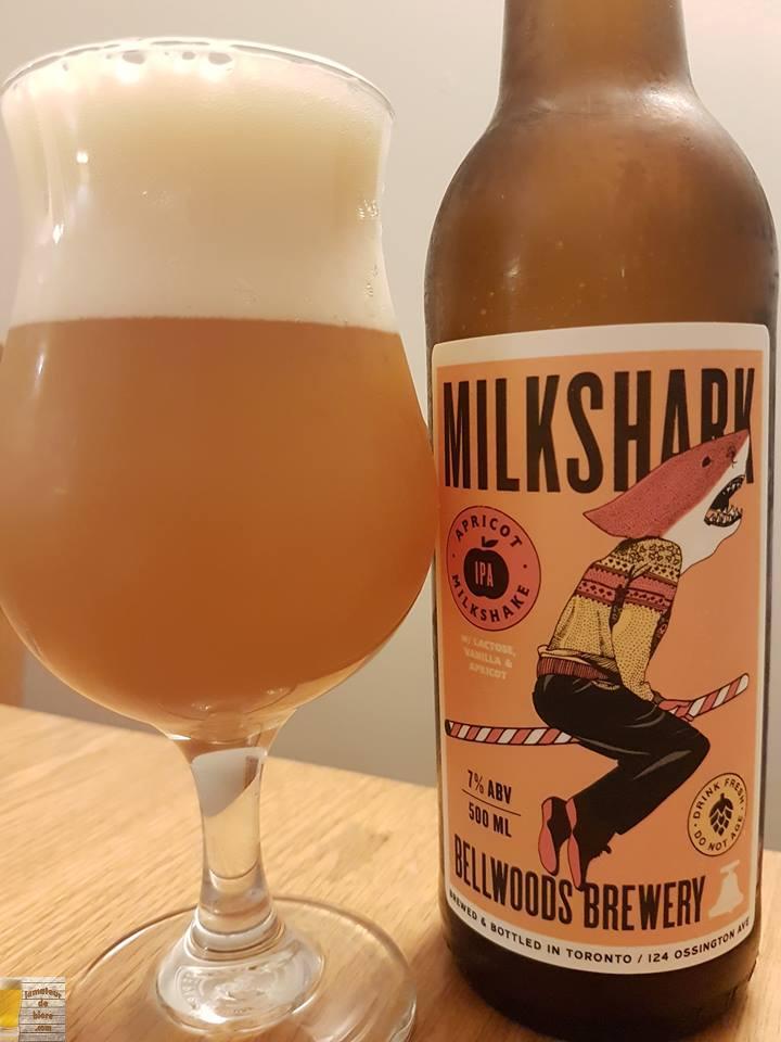 Milkshark Apricot de Bellwoods (Toronto)