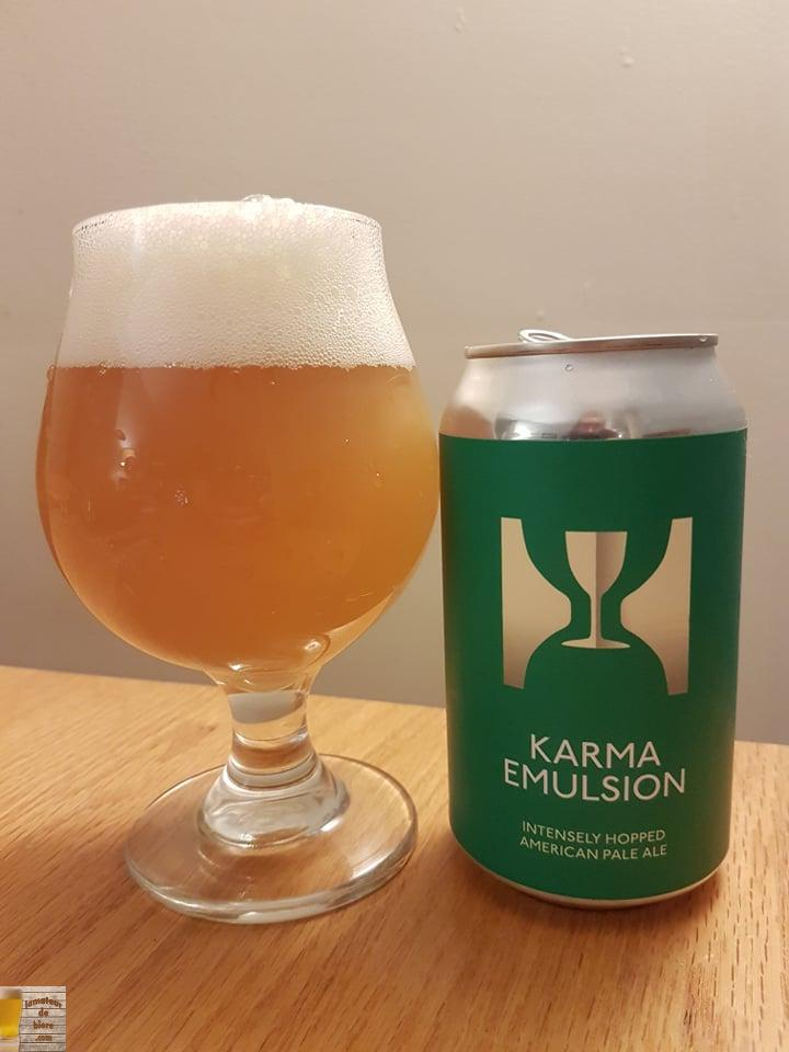 Karma Emulsion de Hill Farmstead (Vermont)