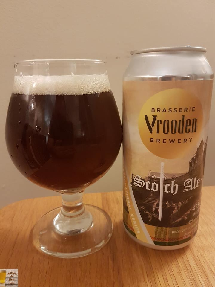 Scotch Ale de Vrooden